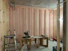 木工事開始です。