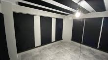 防音室が完成しました。