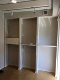 可動式の楽譜棚をつくりました。