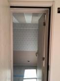 防音ドア1重ではドア前でDr-30㏈ほどです。2重で設置することでDr-50を確保することができます。