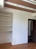 クロス施工後です。 可動式の楽譜棚も設けました。