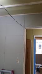 愛知県  安城市 戸建住宅 ヴァイオリン・チェロ室 新築ジョイント工事