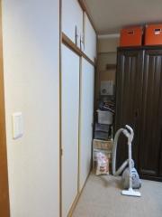 埼玉県  さいたま市 マンション アップライトピアノ室改修工事