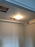 天井裏の確認を行いました。