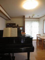 東京都  小金井市 戸建住宅 ピアノ室改修工事