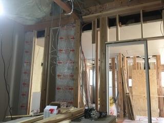千葉県  印西市 戸建住宅 ドラム室新築ジョイント工事