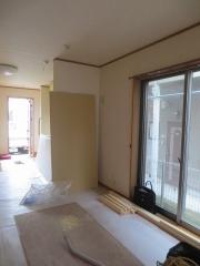 神奈川県  川崎市 戸建住宅 ピアノ室改修工事