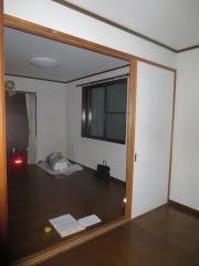 神奈川県  横浜市 戸建住宅 ピアノ・声楽室 改修工事