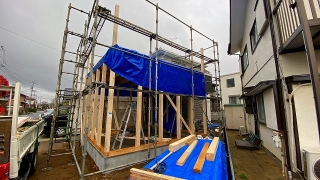 千葉県  千葉市 戸建住宅 ドラム室 増築工事