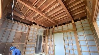 富山県  富山市 戸建住宅 バンド室改修工事