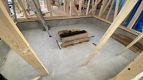 愛知県  昭和区 戸建住宅 バンド室新築ジョイント工事