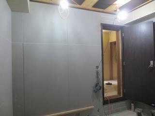 茨城県  つくばみらい市 戸建住宅 バンド室新築ジョイント工事