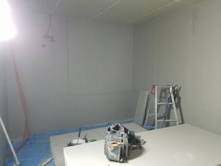 愛知県  津島市 戸建住宅 バンド室新築ジョイント工事
