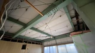 愛知県  刈谷市 工場内 会議室 防音改修工事