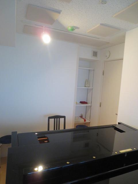 東京都町田市 ピアノ室改修工事完了しました。