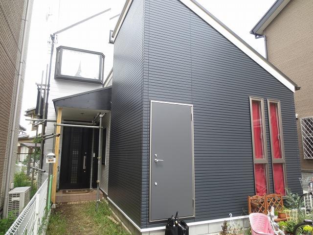埼玉県さいたま市 防音増築工事完了しました。