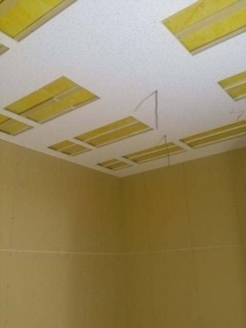 大分県大分市 ピアノ室新築工事完了しました。