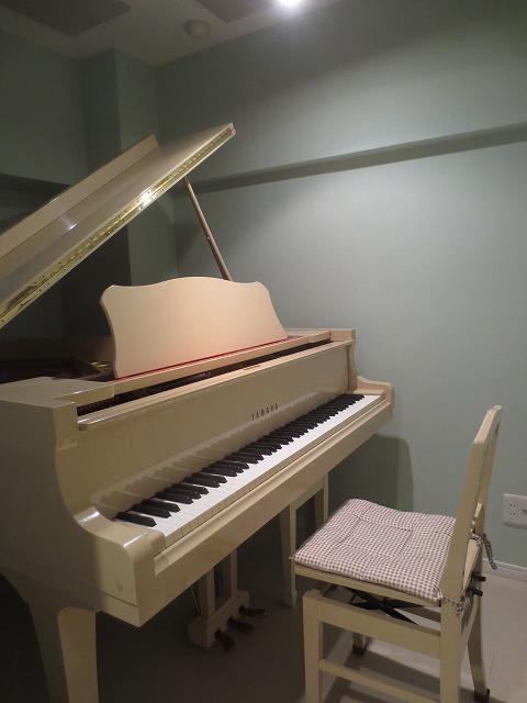 東京都 ピアノ・声楽室改修工事完了しました。