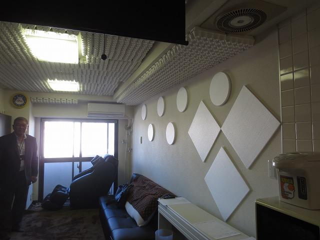 東京都新宿区 ピアノ室改修工事完了しました。