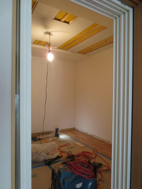 神奈川県横浜市 ピアノ室改修工事完了しました。