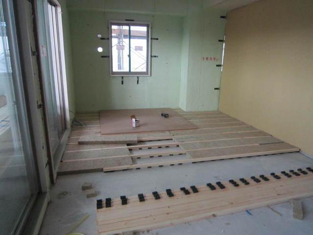 愛知県東海市 マンション最上階の防音工事完成です。