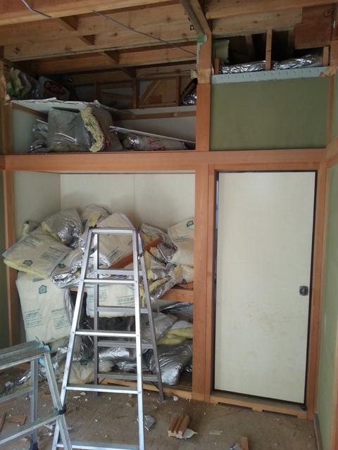 神奈川県川崎市 ピアノ室 防音工事完了しました。