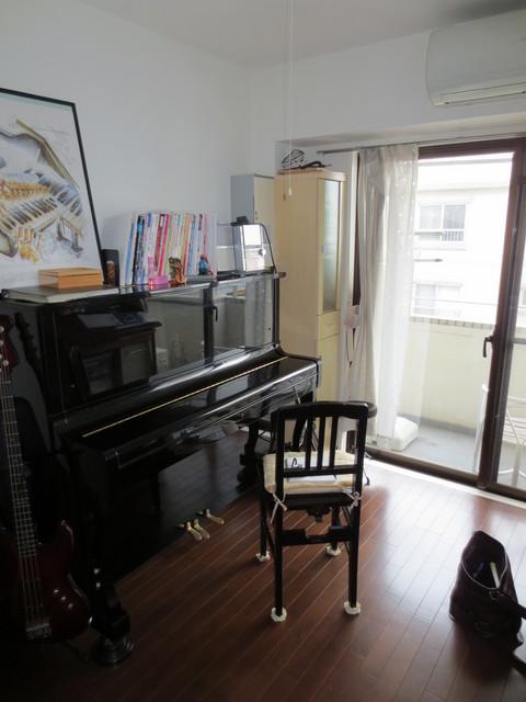 練馬区 マンション ピアノ練習室 防音工事完了しました。