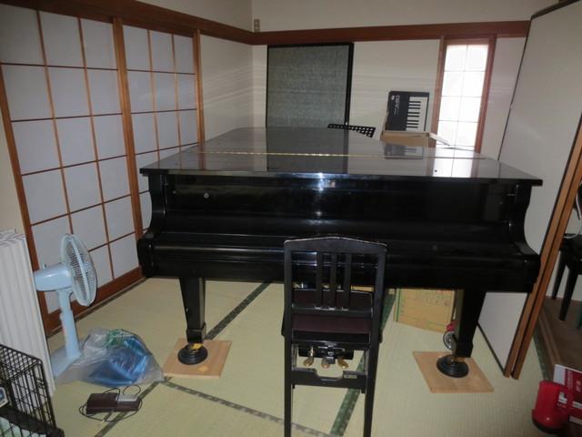 愛知県豊田市 ピアノ練習室 防音工事完了です。
