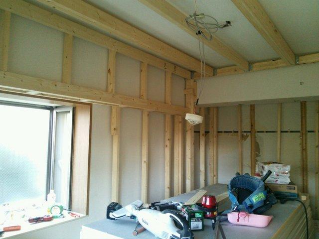 名古屋市守山区 シアタールーム 防音工事完了です。