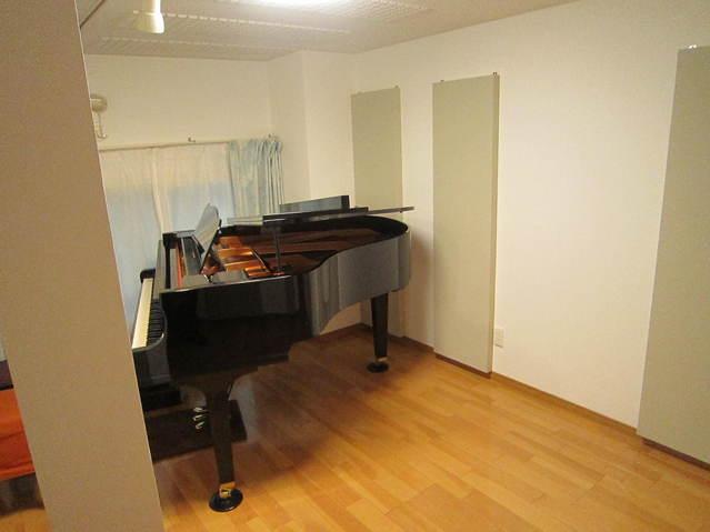 京都府宇治市  ピアノ教室 防音工事完了しました。