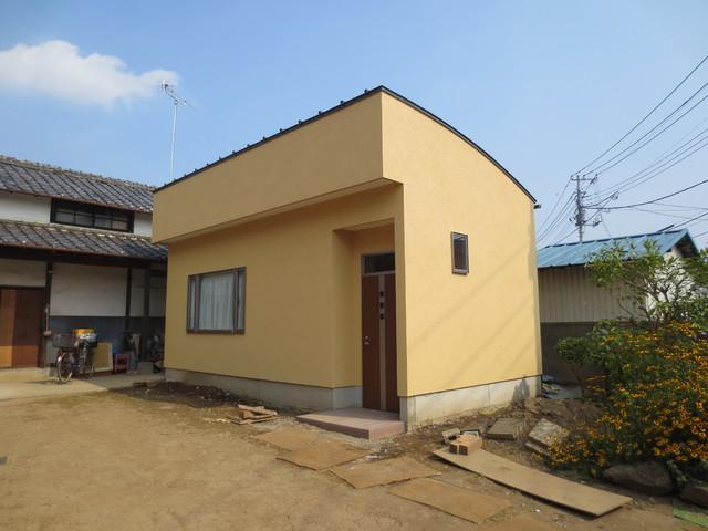 埼玉県戸田市 ピアノ室 増築完了しました。