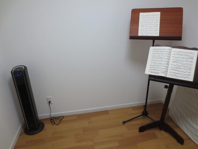 愛知県東郷町 ヴァイオリン練習室 防音工事完了しました。