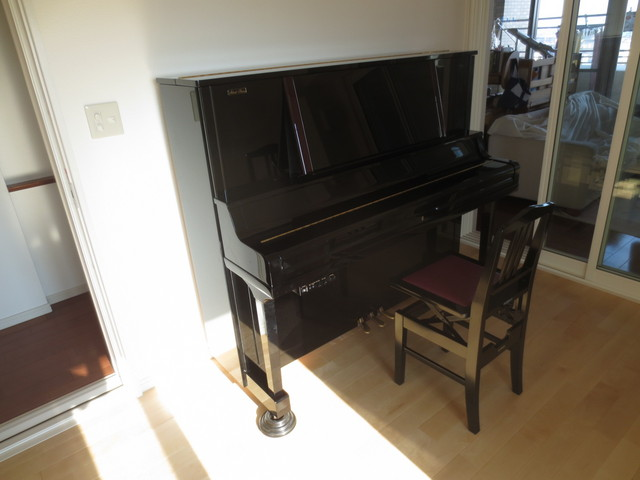 岐阜県大垣市 ピアノ室 防音工事完了しました。