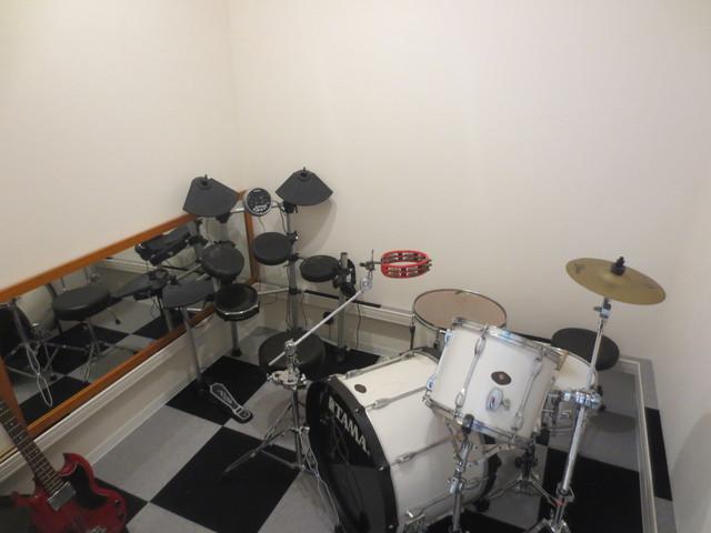 愛知県知立市 ドラム室 防音工事完了しました。