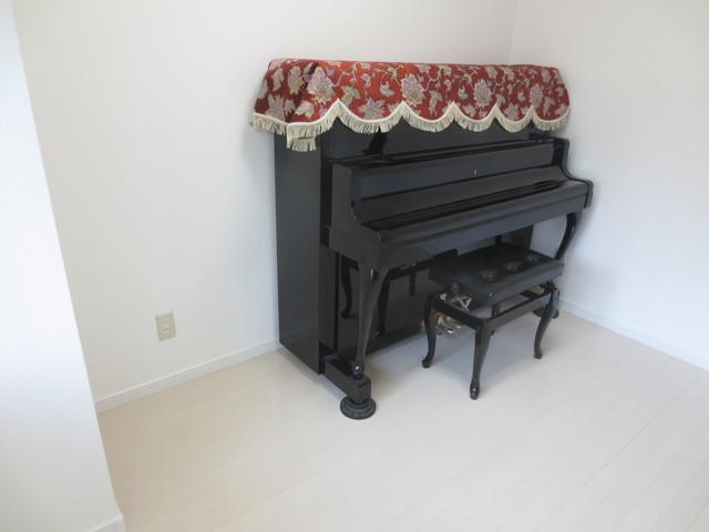 三重県鈴鹿市 ピアノ室 防音工事完了しました。