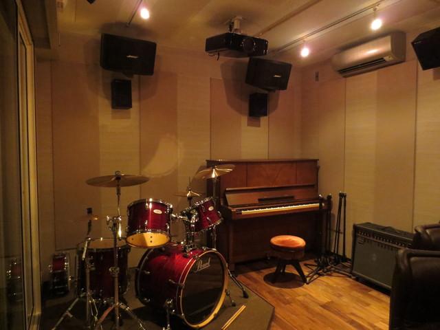 愛知県岡崎市 P-スタジオ シアタールーム 工事完了しました。