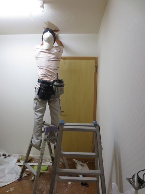 神奈川県藤沢市 ピアノ室 防音工事完了しました。