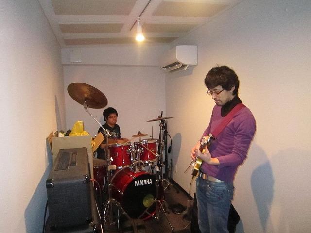愛知県豊田市 P-スタジオ 防音工事完了しました。