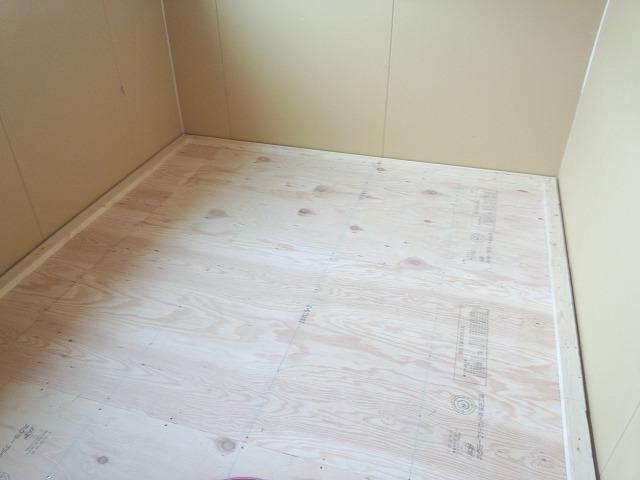 神奈川県市川市 ピアノ クラリネット室 工事完了しました。
