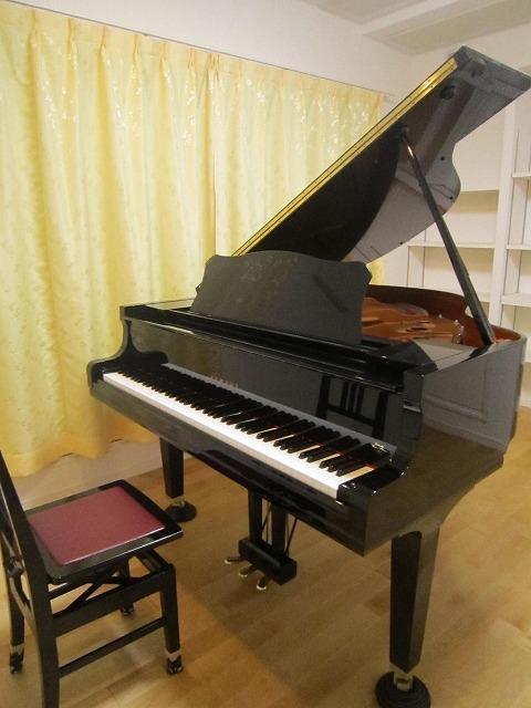 愛知県豊橋市 ピアノ室 改修工事完了しました。