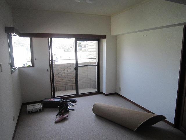 工事前のお部屋です。