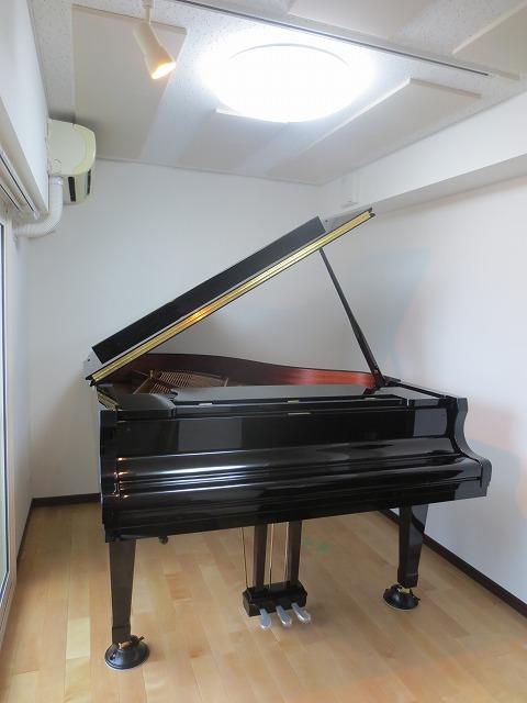 愛知県豊田市 ピアノ室 改修工事完了しました。