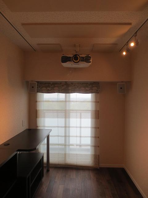 愛知県豊田市 ヴァイオリン室 防音改修工事完了しました。