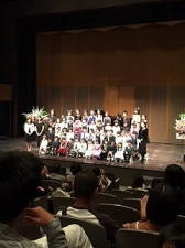 平成28年度 MS音楽教室ピアノ発表会!