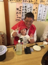 社長♪ birthday!